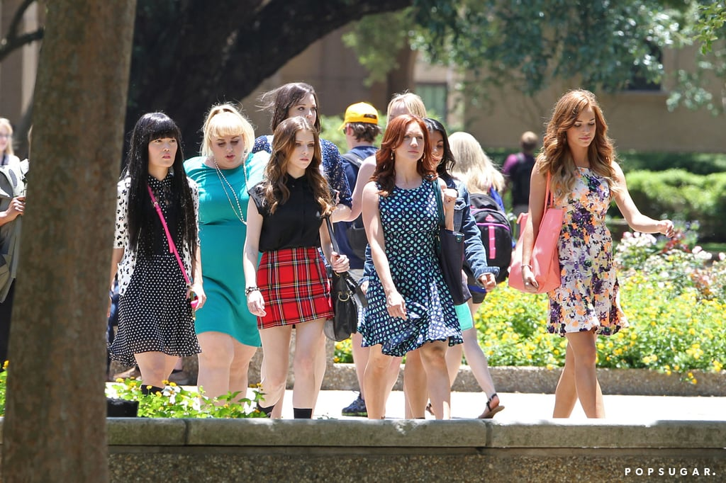 Skylar Astin and Hailee Steinfeld Join the Pitch Perfect 2 Action