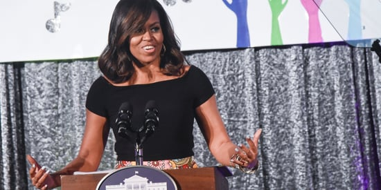 Michelle Obama Hosts Talent Show To Showcase Art Program's Impact