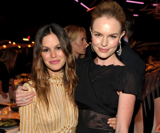 Slide Picture of Kate Bosworth and Rachel Bilson at MOCA Event in LA
