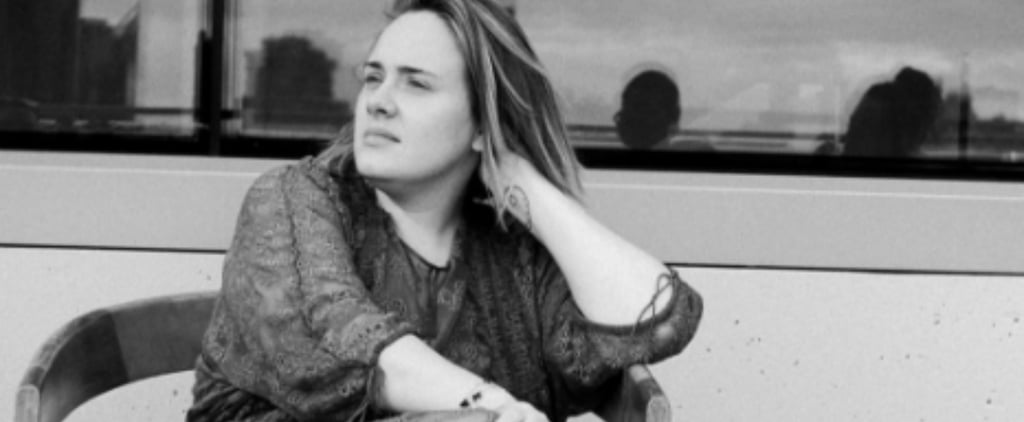 8 Photos That Prove Adele Is a Complete Stunner Without Makeup On
