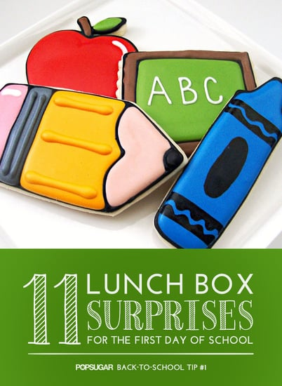 11 Lunchbox Surprises For the First Day of School