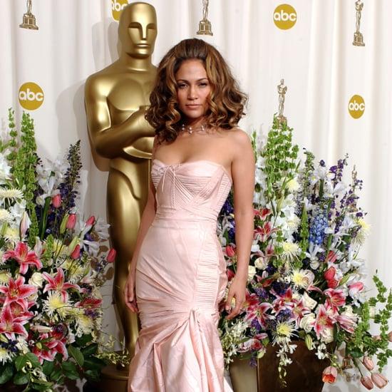 Jennifer Lopez's Dresses at the Oscars