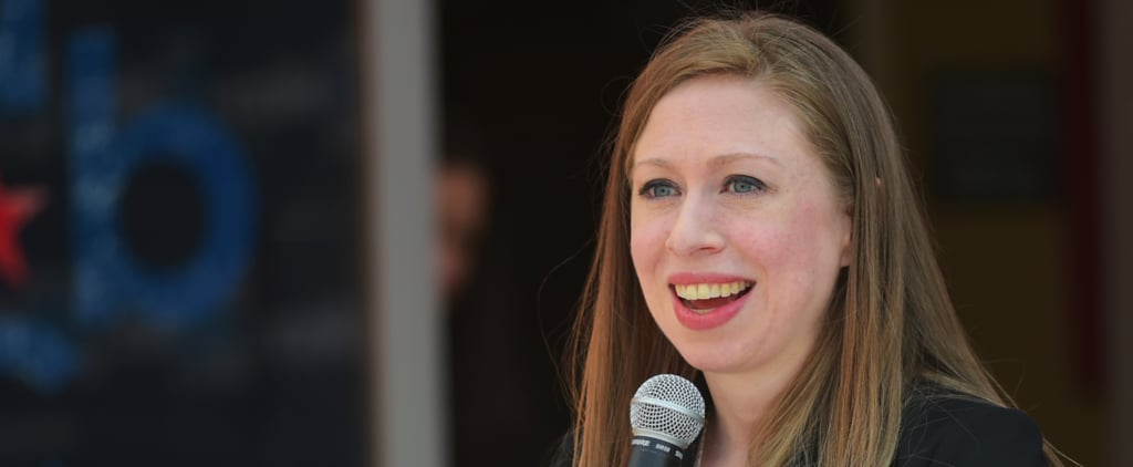 This Time Around, Chelsea Clinton Is Stepping Into the Spotlight on Her Terms