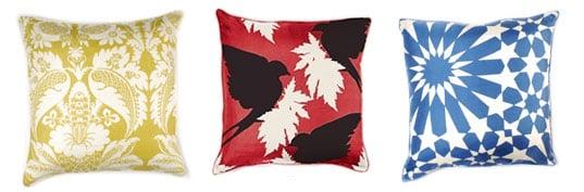 Plush Posh Thomas Paul Pillows