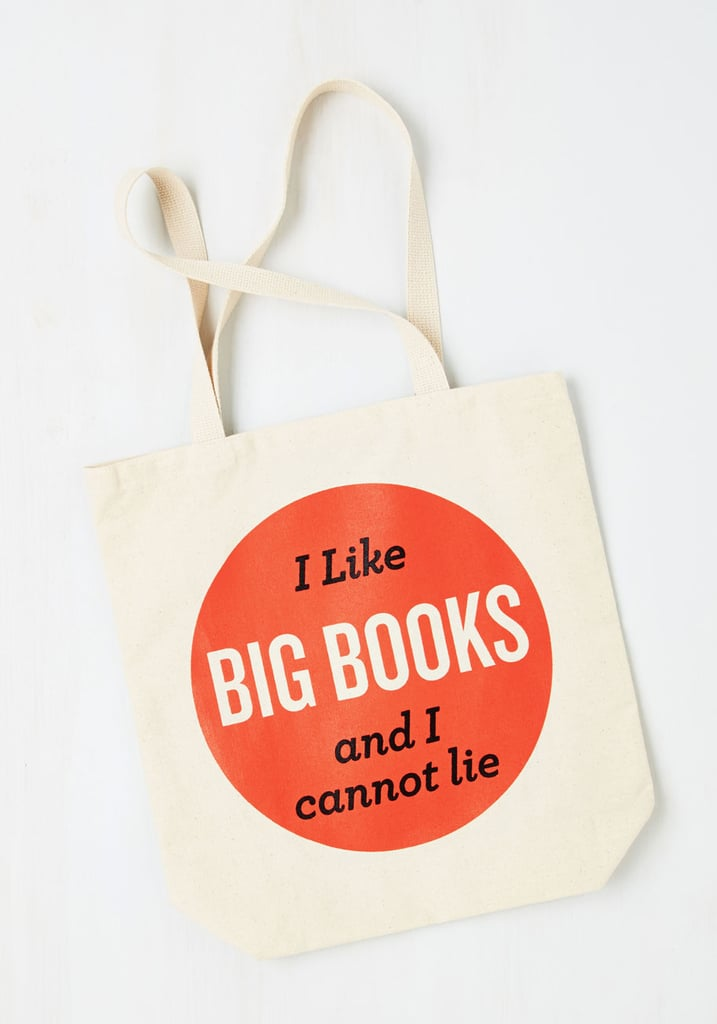 Baby Got Book Tote