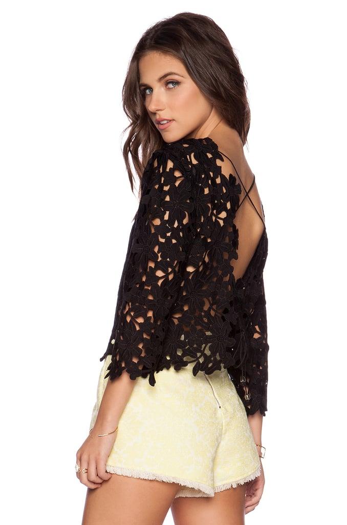 Line & Dot Femme Long Sleeve Top ($127)