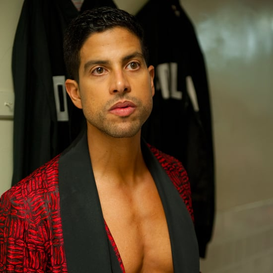 Adam Rodriguez Interview About Magic Mike XXL