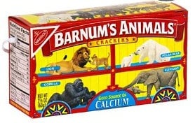 Learn More About Animal Crackers