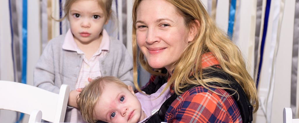 Drew Barrymore Honors Her 2 Daughters With a Sweet Tattoo