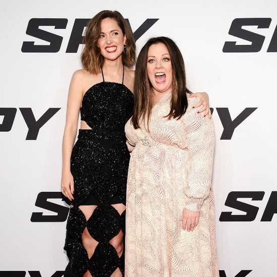 Melissa McCarthy and Rose Byrne Are the Cutest BFFs on the Red Carpet