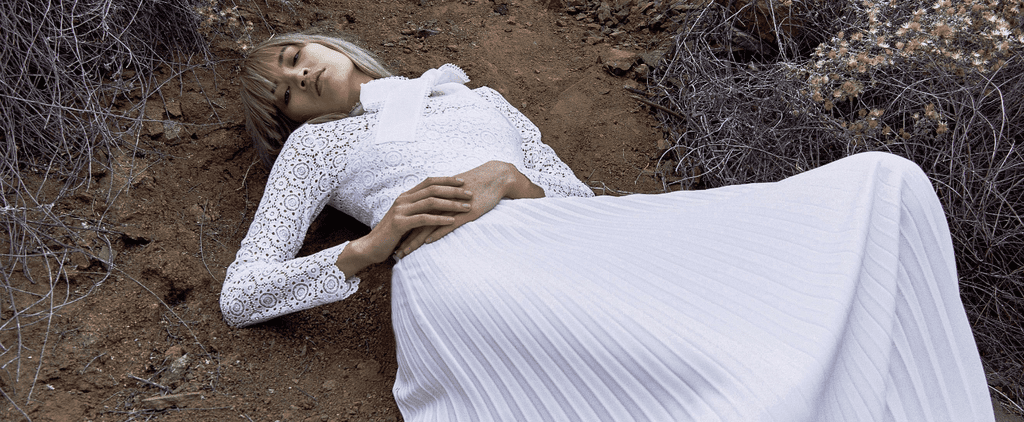 Self-Portrait Debuts Its First Wedding Dress Collection — and It's That Good