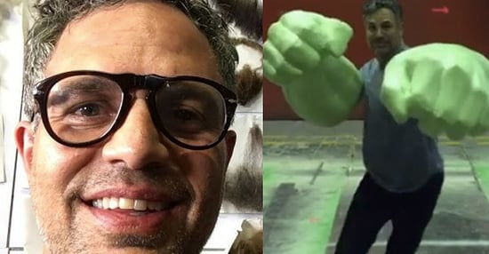 Mark Ruffalo's Still The Cutest Dad On Instagram
