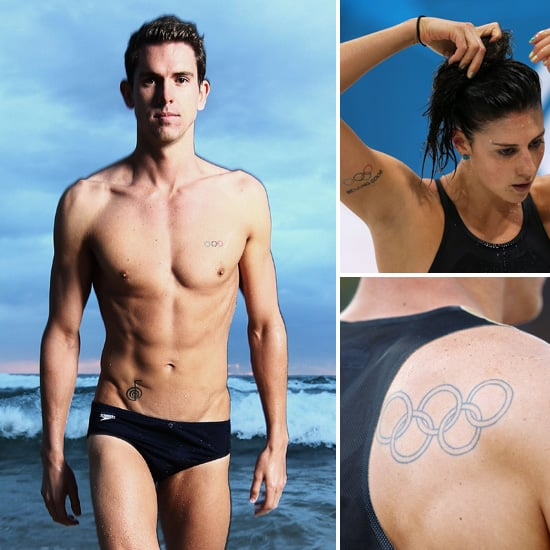 Mark of Pride: Olympians With Olympic Ring Tattoos