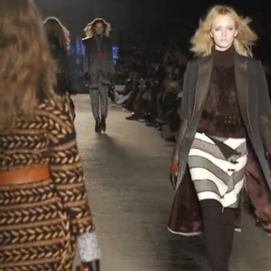 Rag & Bone Fall 2012 Runway Video