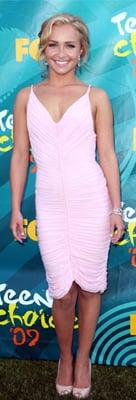 Teen Choice Awards Style: Hayden Panettiere