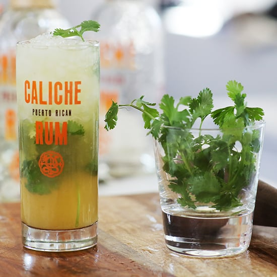 Cali Gold Rum Cocktail Recipe