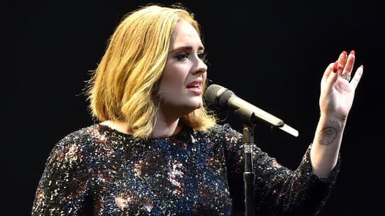 Adele Shuts Down Fan Recording Concert on a Tripod: 'This Isn't a DVD, This Is a Real Show'