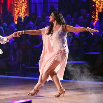 Ricki Lake's Weight Loss on Dancing With the Stars