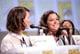 Sarah Paulson and Tatiana Maslany attended Entertainment Weekly's Women Who Kick Ass panel on Saturday.