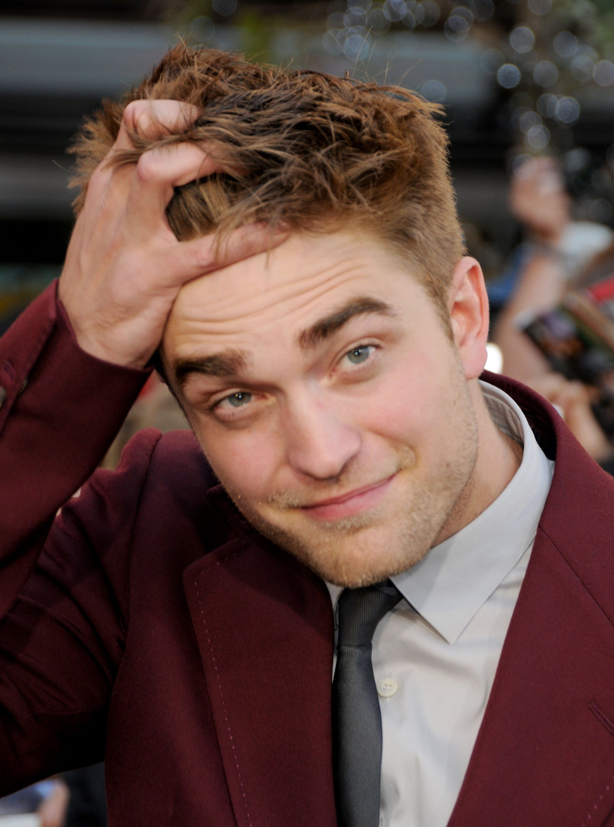 He was in fine form for the June 2010 LA premiere of Eclipse.