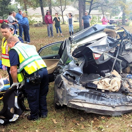 Miracle Car Accident Shows Importance of Car Seats