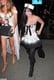 Avril Lavigne got sexy in a sailor outfit to celebrate in LA in 2012.