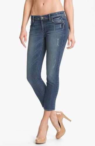 Paige Denim 'Kylie' Crop Skinny Jeans (Beachwood)