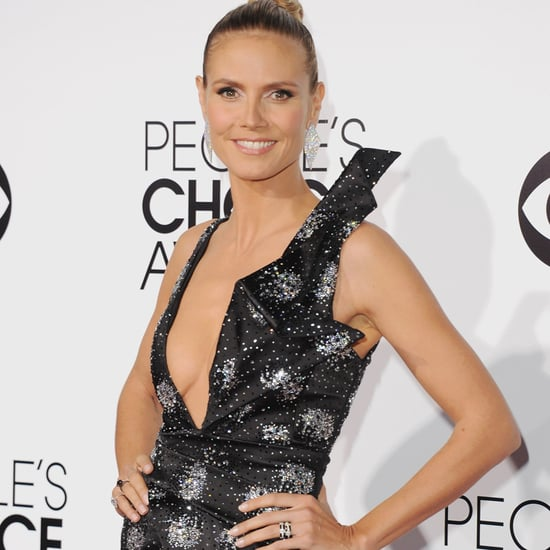 Behind the Scenes at the People's Choice Awards 2014