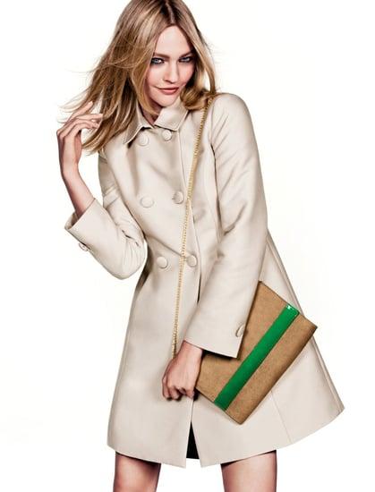 H&M Spring 2012 Ad Campaign With Sasha Pivovarova