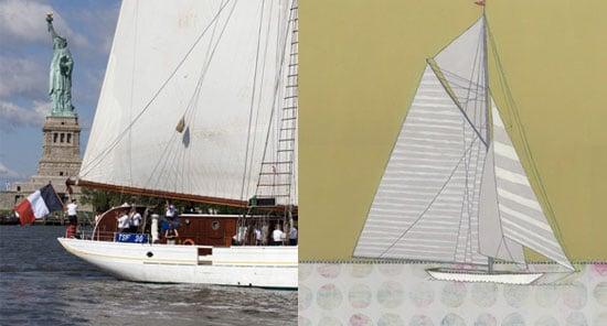 Inspired: Sail Away