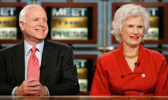 McCain Attends 50th Reunion and My Exclusive Age Research