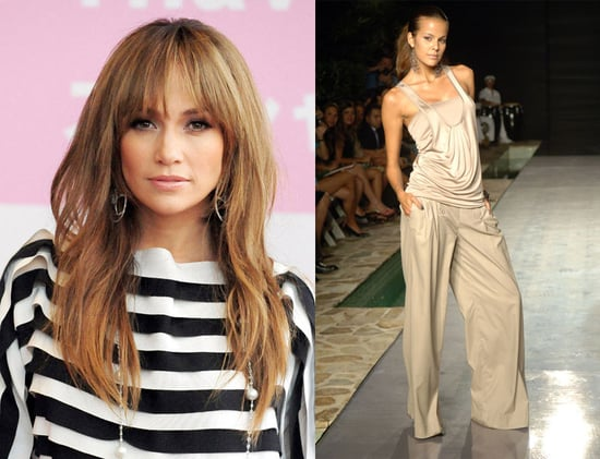 Singer and Actress Jennifer Lopez May Stop Her Sweetface Clothing Line