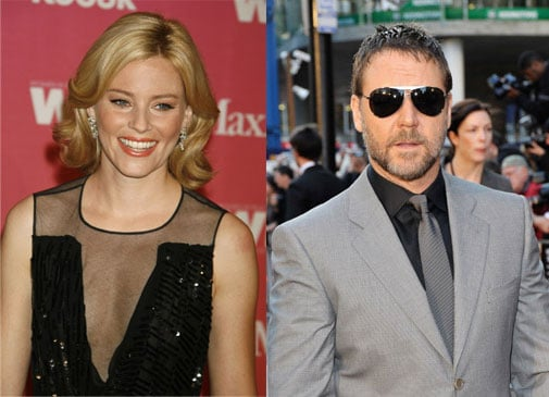 Elizabeth Banks Joins Russell Crowe in French Film Remake