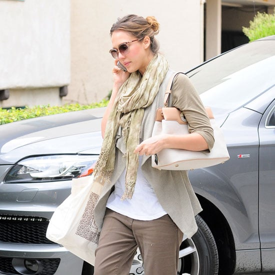 Jessica Alba Style: Get the Look
