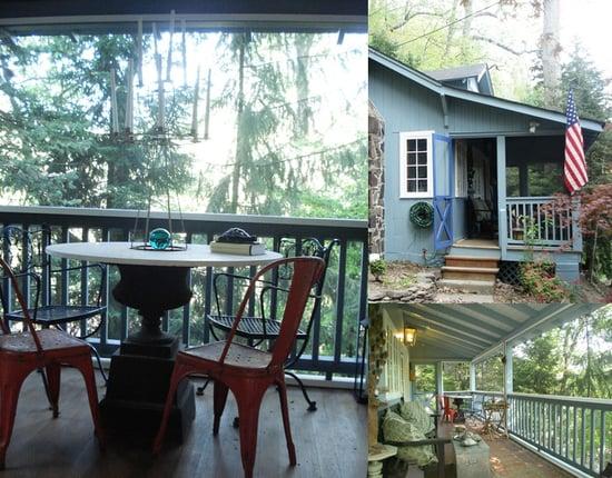 Casa Craving Challenge: Cozy Autumn Porch