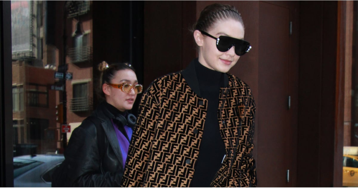 Celebrities Are Wearing The Fendi Logo in The Hottest Ways recommendations