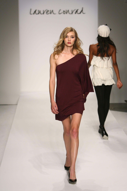 LA Fashion Week, Fall 2008: The Lauren Conrad Collection