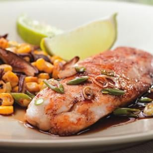 Fast and Easy Recipe For Five-Spice Tilapia