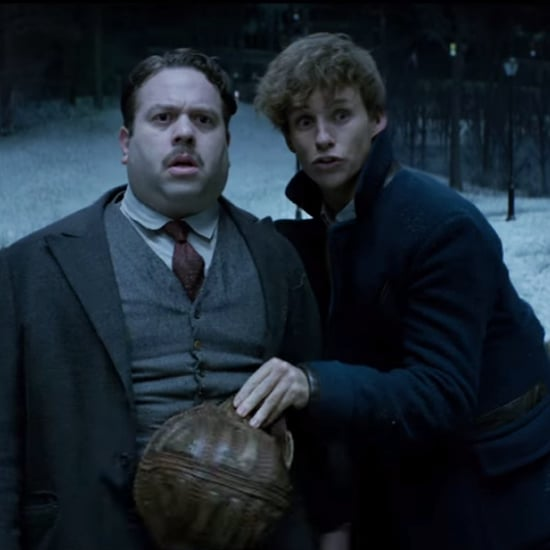 Fantastic Beasts and Where to Find Them Trailer Aus Release
