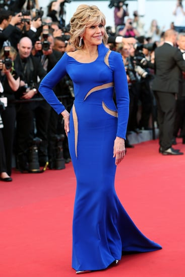 Jane Fonda's Cannes Looks Through the Years