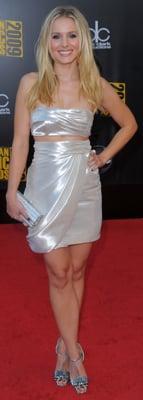 American Music Awards Style: Kristen Bell