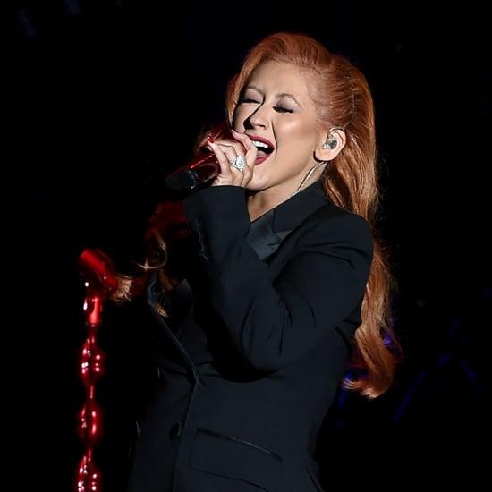 "Christina Aguilera Song ""Change"" For Orlando"