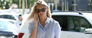 The Brands Kate Upton Wears to Achieve High-Low Dressing May Surprise You