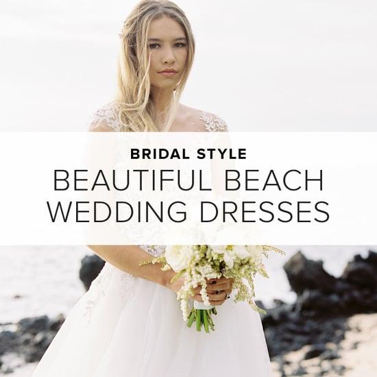 Best Beach Wedding Dresses | Shopping