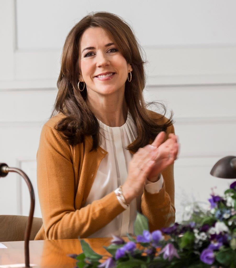 May 2014: 'The Crown Princess Mary Scholarship' Presentations