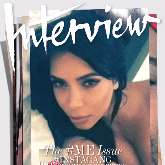 Celebrity Selfies For Interview Magazine