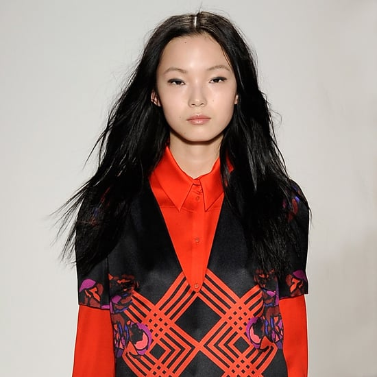 Honor Fall 2012 Beauty: Hair and Makeup Trends