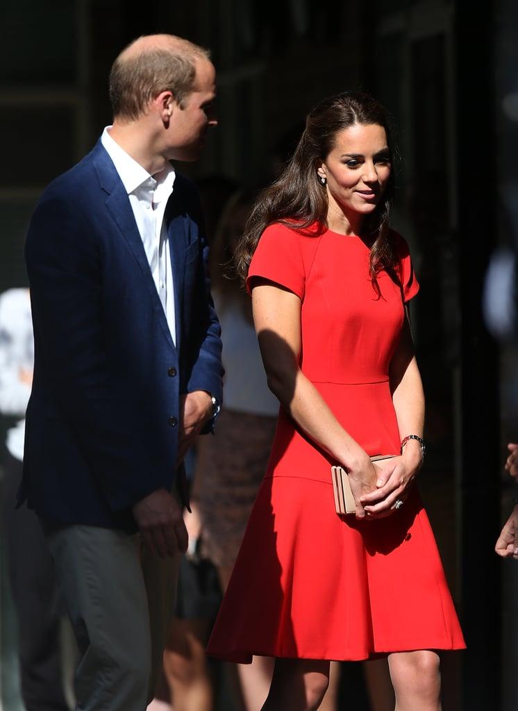 Kate Middleton To Make Debut Visit To The Prince's Trust Tomorow