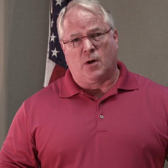 Ferguson Police Chief Tom Jackson Apologizes   Video