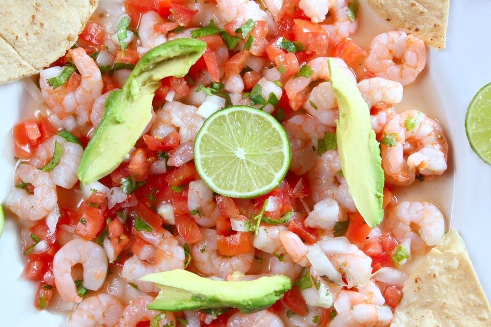 Ceviche at Marlins Park